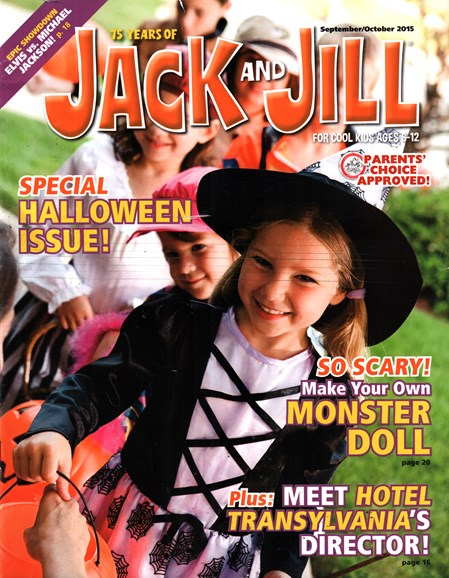 Jack And Jill Cover - 9/1/2015
