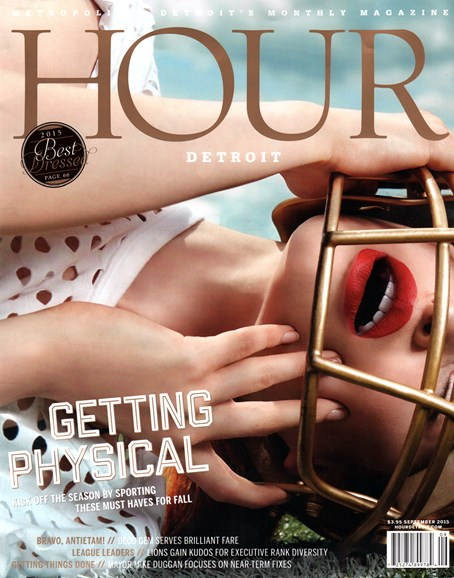 Hour Detroit Cover - 9/1/2015