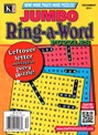 Jumbo Ring a Word Magazine | 12/2015 Cover