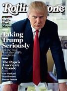 Rolling Stone Magazine 9/24/2015