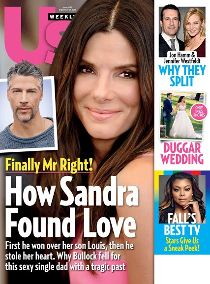 Us Weekly Cover - 9/21/2015