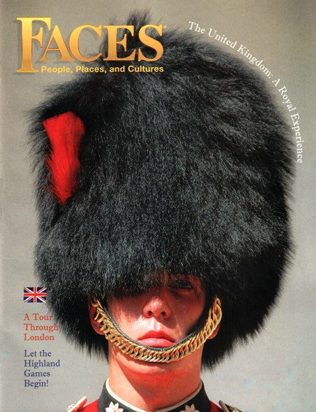 Faces Cover - 9/1/2015