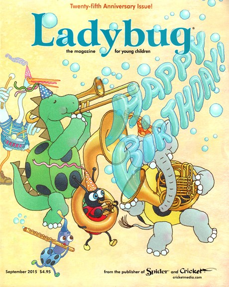 Ladybug Cover - 9/1/2015