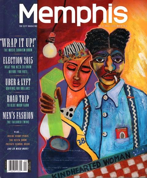Memphis Cover - 9/1/2015
