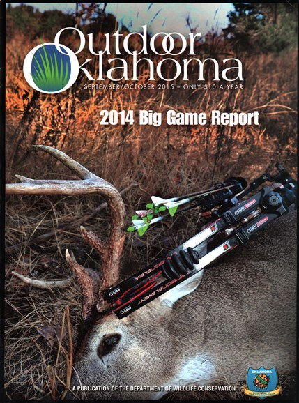 Outdoor Oklahoma Cover - 9/1/2015