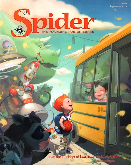 Spider Cover - 9/1/2015
