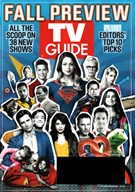 TV Guide Magazine 9/14/2015