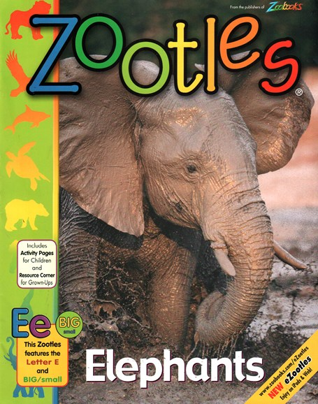 Zootles Cover - 8/1/2015