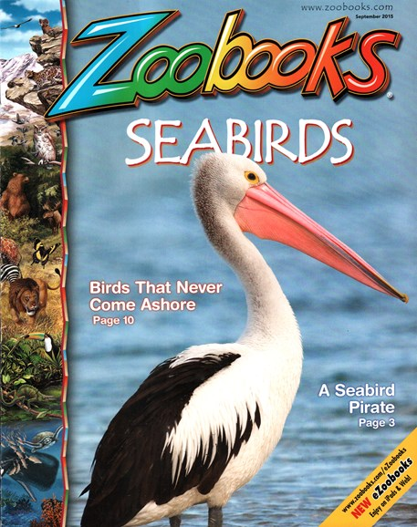 Zoobooks Cover - 9/1/2015