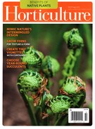 Horticulture Magazine 9/1/2015