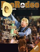 Pro Rodeo Sports News Magazine 9/11/2015
