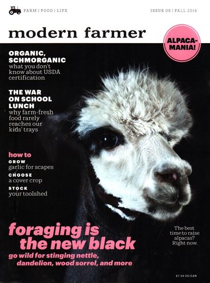 Modern Farmer Cover - 9/1/2015