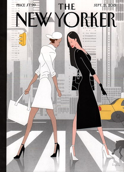 The New Yorker Cover - 9/21/2015