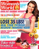 Woman's World Magazine 9/28/2015
