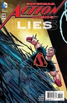 Superman Action Comics 11/1/2015