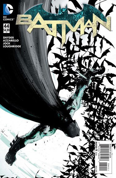 Batman Cover - 11/1/2015
