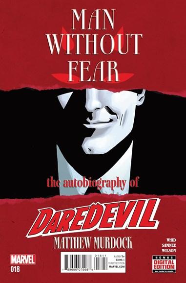 Daredevil Cover - 11/1/2015