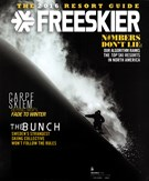 Freeskier Magazine 11/1/2015