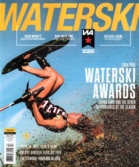 Waterski Cover - 9/1/2015