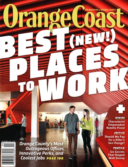 Orange Coast Cover - 9/1/2015