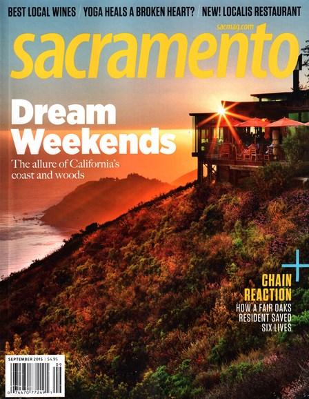 Sacramento Cover - 9/1/2015