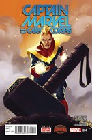 Captain Marvel Comic 11/1/2015