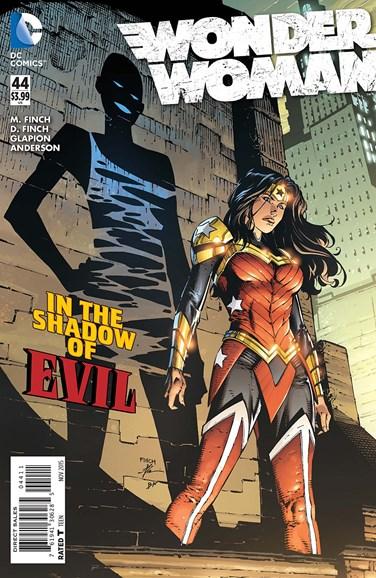 Wonder Woman Cover - 11/1/2015
