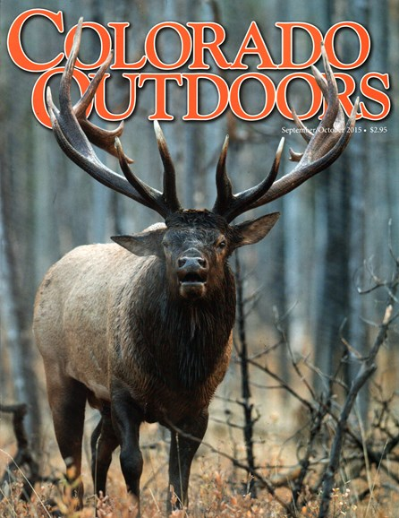Colorado Outdoors Cover - 9/1/2015