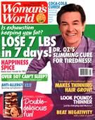 Woman's World Magazine 10/12/2015
