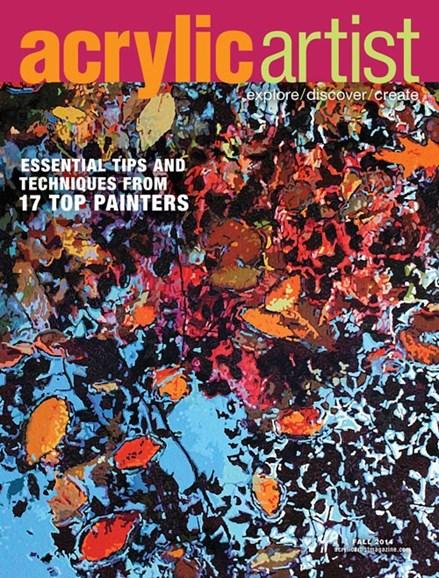 Acrylic Artist Cover - 9/1/2014
