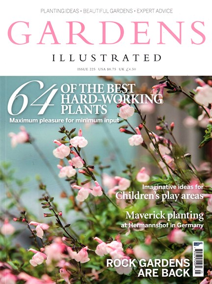 Gardens Illustrated Cover - 9/1/2015
