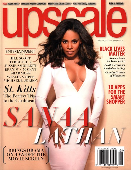 Upscale Cover - 8/1/2015