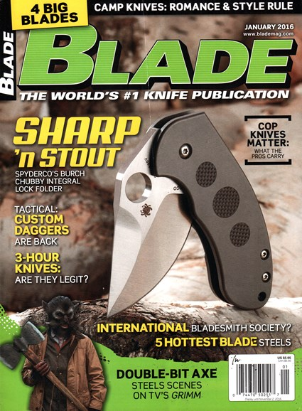 Blade Cover - 1/1/2016