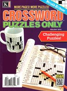Herald Tribune Crossword Puzzles Magazine 12/25/2015