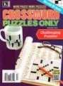 Herald Tribune Crossword Puzzles Magazine | 12/2015 Cover