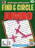 Find and Circle Jumbo Magazine 11/1/2015