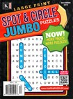 Spot and Circle Jumbo Magazine | 12/1/2015 Cover