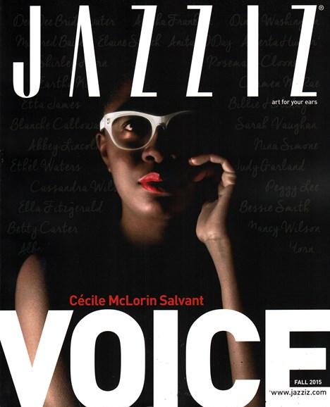 Jazziz Cover - 9/1/2015