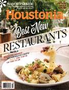 Houstonia Magazine 10/1/2015