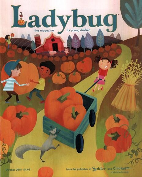 Ladybug Cover - 10/1/2015