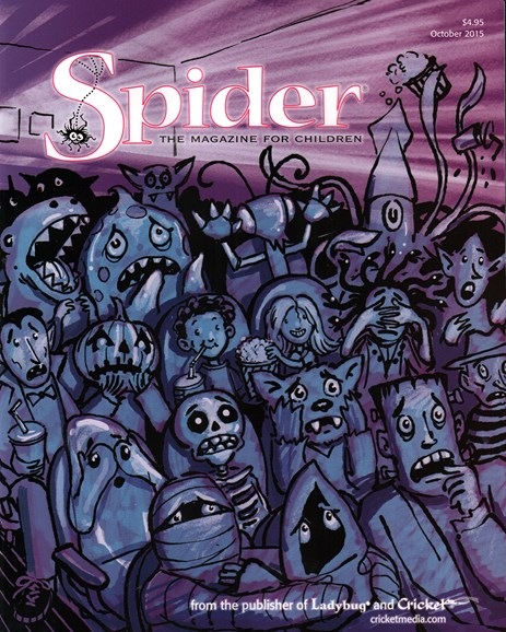 Spider Cover - 10/1/2015
