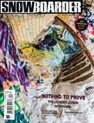 Snowboarder Magazine 9/1/2015