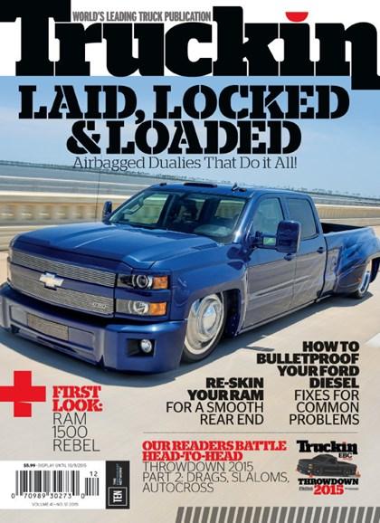 Truckin' Cover - 10/8/2015