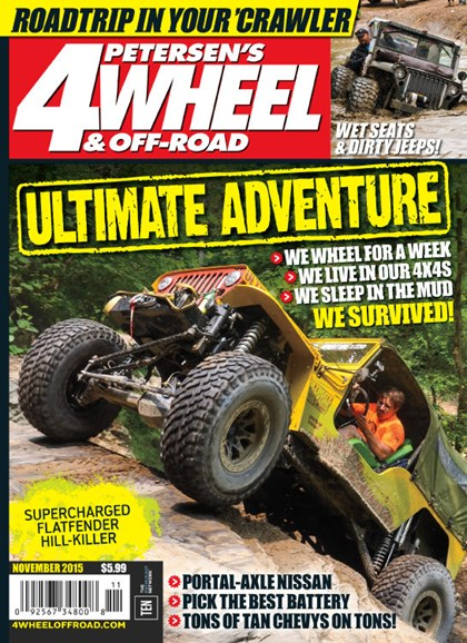 4 Wheel & Off-Road Cover - 11/1/2015