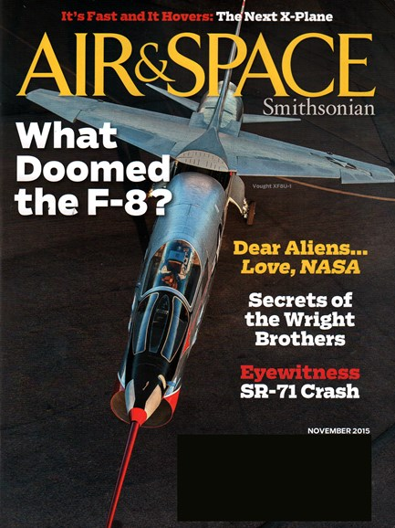 Air & Space Cover - 11/1/2015