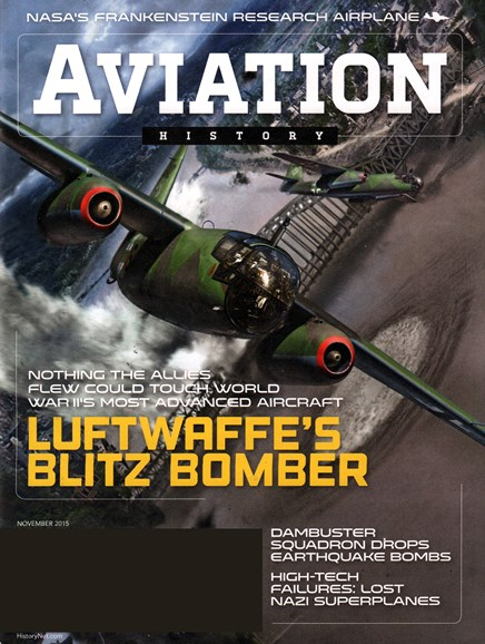 Aviation History Cover - 11/1/2015