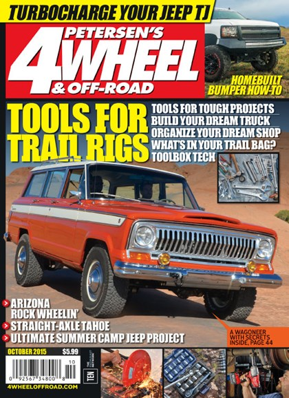 4 Wheel & Off-Road Cover - 10/1/2015