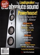 Absoulute Sound Magazine 10/1/2015
