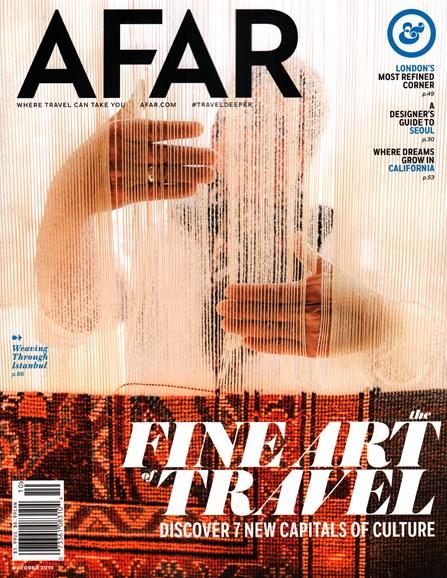 AFAR Cover - 10/1/2015