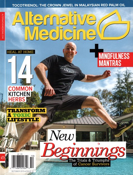 Alternative Medicine Cover - 10/1/2015
